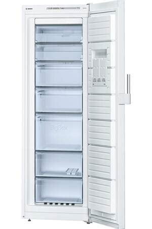 Congelateur A Tiroir Cong 233 Lateur Armoire Bosch Gsn33cw32 Darty