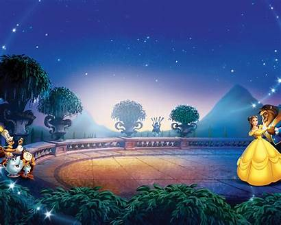 Beast Beauty Disney Princess Wallpapers Backgrounds Fanpop