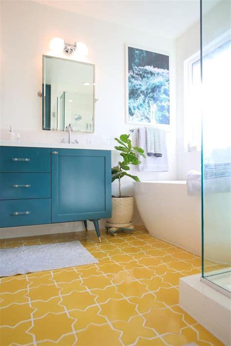 starry bathroom floor fireclay tile