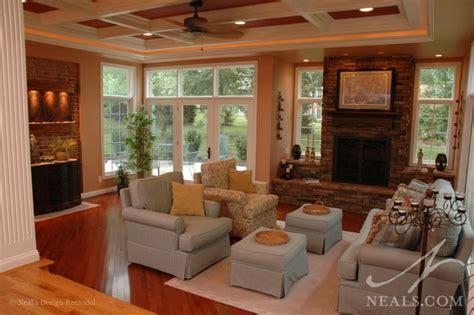 sunroom designs  fireplaces year  sunroom