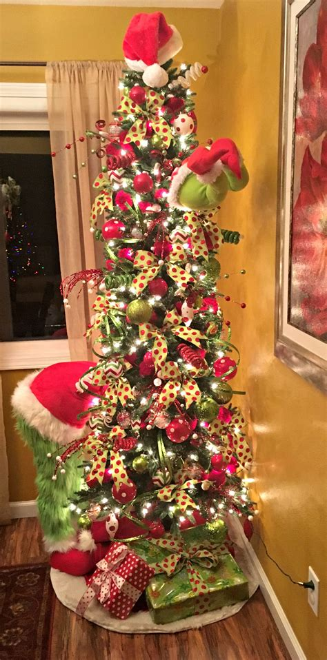 grinch christmas tree  loved   turned