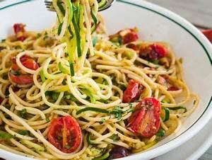 Zucchini Nudeln Schneider : nudeln mit zucchini und tomaten glutenfrei rezept eat smarter ~ Eleganceandgraceweddings.com Haus und Dekorationen