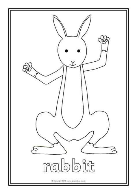 set  simple colouring sheets featuring