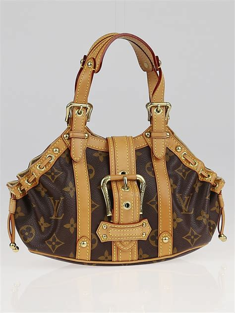 louis vuitton monogram canvas theda pm bag yoogis closet