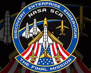 'Final Mission' patch to fly on space shuttle museum ...