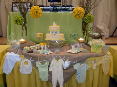 rustic baby shower party ideas photo    catch