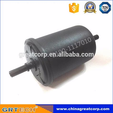 2190-1117010 Types Of Fuel Filter For Russia Car