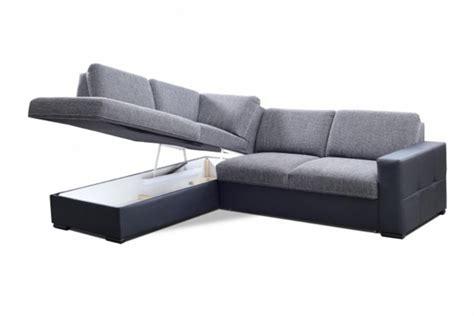 canapé d 39 angle convertible armando design