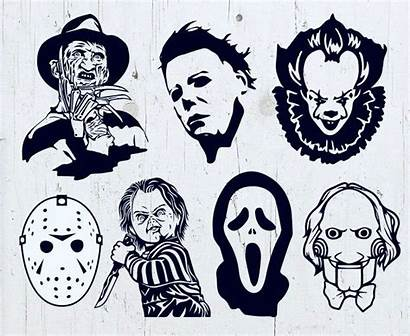 Svg Movie Freddy Halloween Mask Krueger Horror