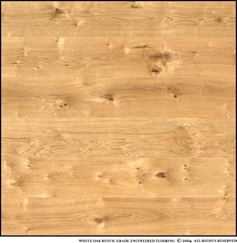 SouthFloor: White Oak Rustic Grade Engineered Wood Flooring