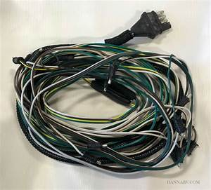 Triton 16328 Ltwci Pwc Trailer Wire Harness