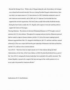 cold war research paper topics