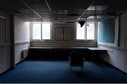 Inside Police Station Stations Empty Prescot Take
