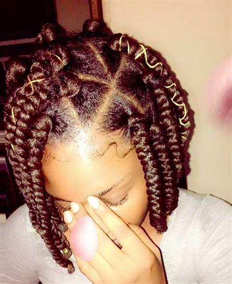 awesome bob box braids styles bob hairstyles