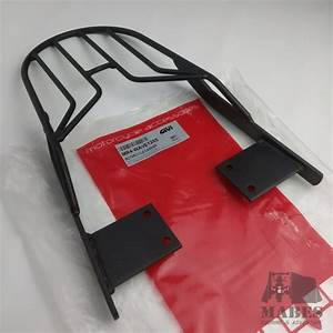 Bracket Box Givi Monorack Mr5 Honda Supra X 125    Supra