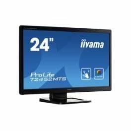 Ecran 25 Pouces : ecran tactile iiyama prolite 24 pouces t2452 349 ht ~ Melissatoandfro.com Idées de Décoration