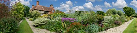 great dixter house and gardens great dixter house gardens collection panorama art