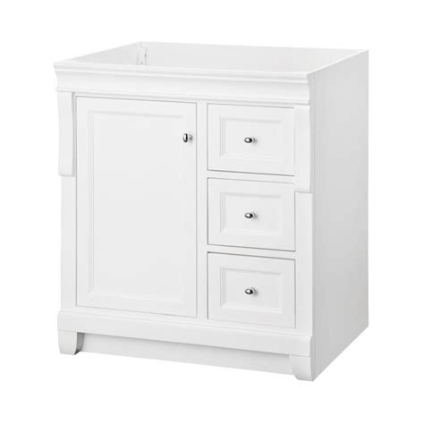 foremost naples    bath vanity cabinet   white