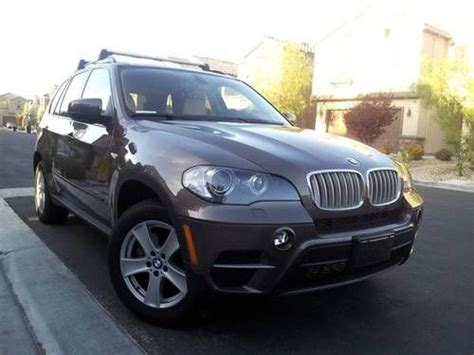 Purchase Used 2011 Bmw X5 35d Diesel, Low Mileage, Like