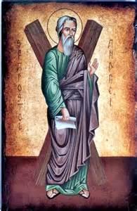 Risultato immagine per sant'andrea apostolo