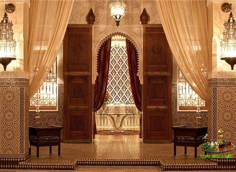 chambre artisanat maroc quelques éléments d architecture architecture marocain