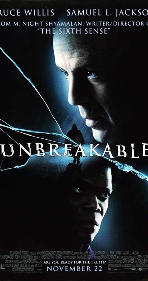 Unbreakable (2000) Imdb