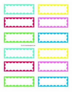 72 Best Images About Kids Name Tags On Pinterest
