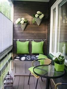 Schoner garten und toller balkon gestalten ideen und for Balkon ideen klein
