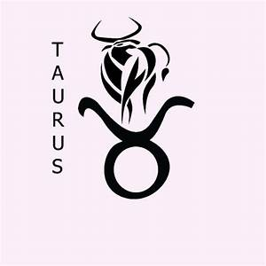 13 Zodiac Taurus Tattoo Designs And Ideas