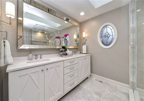 Designer Bathroom Mirrors by Bathroom Mirrors That Are The Touch Home