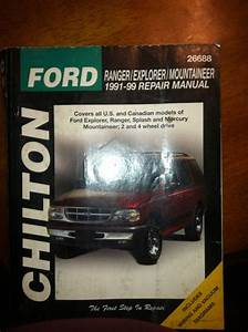 For Sale  Chilton Manual For 91