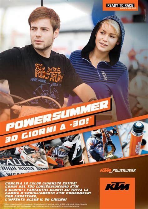 Tostapane Ktm by Ktm Powersummer Supersconti Fino Al 30 Giugno Motociclismo
