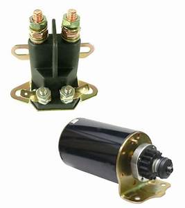 Starter Solenoid Kit For Cub Cadet Tractors 2160 2164 1440