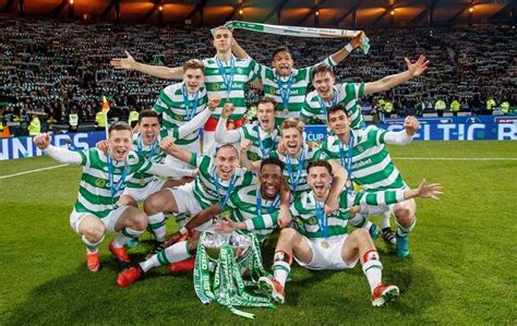 Celtic claim 100th trophy with commanding League Cup win