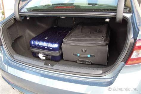 big trunk  hyundai sonata long term road test