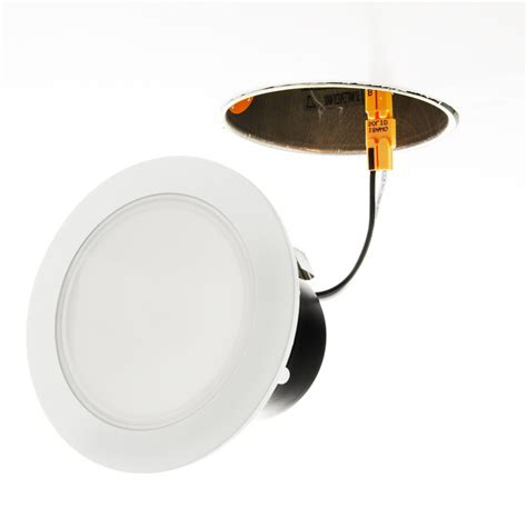 led retrofit can lights led can light retrofit for 4 quot fixtures 11w cree led can