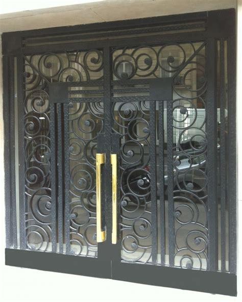 decoration des portes en fer porte en fer forg 233 quot d 233 co 3 quot porte en fer forg 233 style d 233 co le grand catalogue