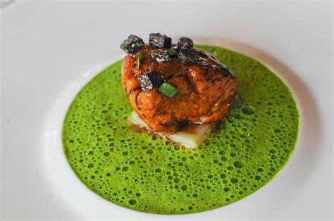 recette de cuisine gastronomique de grand chef les sources de caudalie et la cuisine de nicolas masse