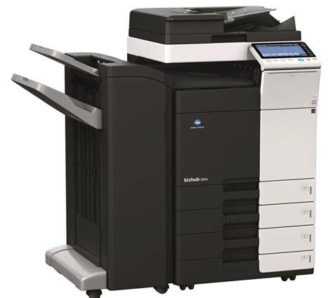 Konica minolta bizhub 284e pdf user manuals. Konica Minolta bizhub 284e Monochrome Multifunction ...