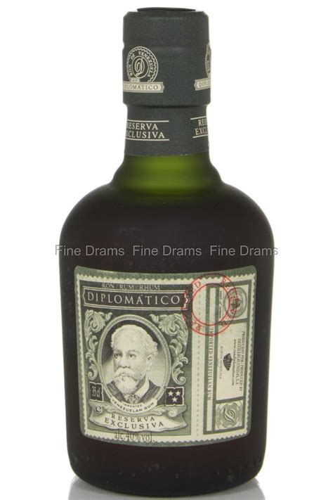 diplomatico exclusiva rum  cl