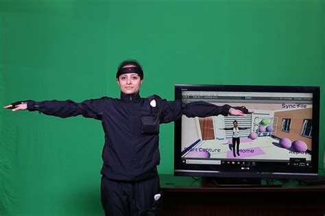 holosuit aims  deliver full body tracking  haptics