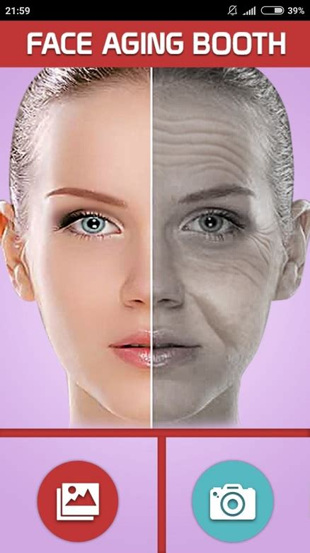 face aging booth  apk   android getjar