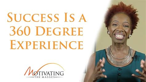 Success Is a 360 Degree Experience - Lisa Nichols - YouTube