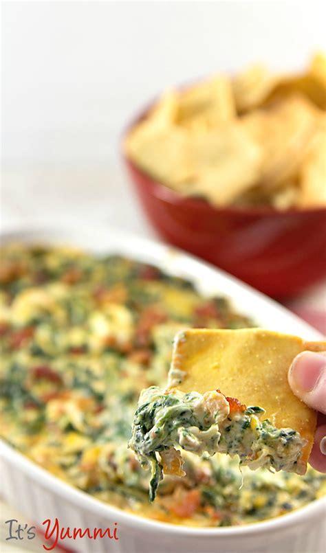 dip recepie hot spinach dip recipe dishmaps