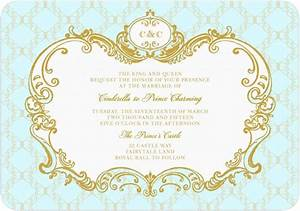 disney princess weddings irl 14 cinderella inspired ideas With cinderella invitation to the ball template