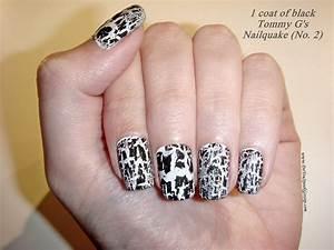 Beautiful Nail Art Designs: Crackle Nail Polish