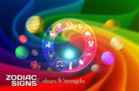 color astrology zodiac colors zodiac signs and your lucky color