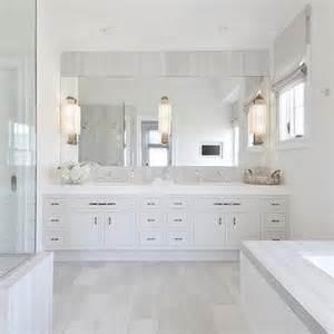 framing bathroom mirror ideas white and grey bathroom transitional bathroom frazee
