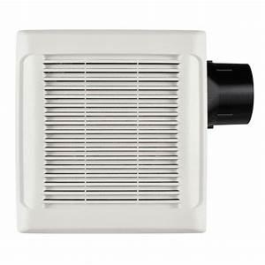 Dewstop 100 Cfm Bathroom Ventilation Fan With Fan Control