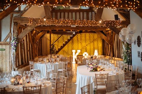 Old Luxters Barn Wedding Venue Henley on Thames